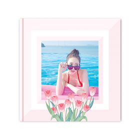 핑크플라워(5.7x5.7)