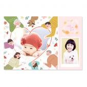 사랑&감사(150X100) 8장세트