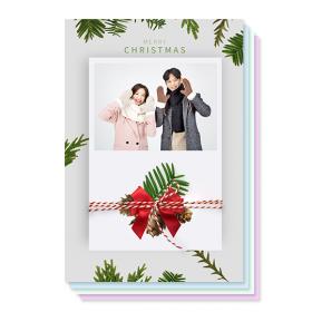 크리스마스트리(100X150) 8장세트
