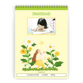 스케치북_소녀의기도(220x297)